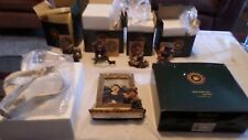 BOYDS BEARS AND FRIENDS LOT #7 NIB SET OF 5 DIFFERENT ITEMS