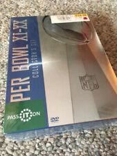 NFL Films Super Bowl Collector's Set: Super Bowl XI-XX (DVD, 2004, 5-Disc Set)