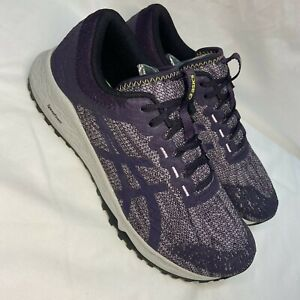 ASICS Alpine XT Trail Running Shoes T878N Astral/Night Shade Women's Size 8 $100