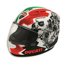 Ducati Corse V2 Helmet 98103686 produced by Arai for Ducati