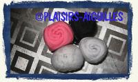 lot de 4 pelotes de PHIL MADRAGUE  diverses couleurs Neuves
