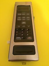 8171894 8171895 USED WHIRLPOOL MICROWAVE TOUCH PAD STAINLESS  HAS A LOT OF WEAR
