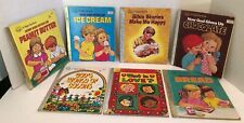 Vintage Lot Of 7 By A Happy Day Book Christian Religious Jesus God Story Books!!