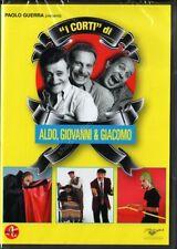 8033650559927 Mustang Entertainment DVD Aldo Giovanni e Giacomo - I corti 1996 T