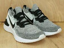 Nike Epic React Flyknit 2 Oreo Women's Size 9.5 Running White Black BQ8927-102