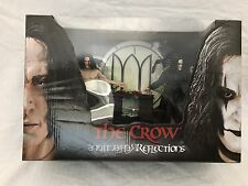 NECA THE CROW REFLECTION BOX SET ACTION FIGURE Brandon Lee Reel Toys