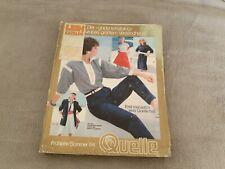 QUELLE Katalog Frühjahr/Sommer 1984