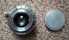 Vintage Leitz Elmar 50 mm f 3,5 lens