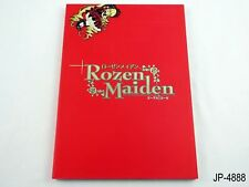 Rozen Maiden Edel Rose Anime Artbook Japanese Japan TV Art Book US Seller