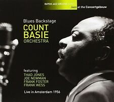 Count Basie - Blues Backstage: Live In Amsterdam 1956 [New CD] Spain - Import