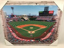 Los Angeles Anaheim Angel Stadium MLB Baseball Canvas Picture 20.5 X 16