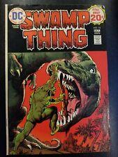 Swamp Thing #12 VF 1st Mobius (1973) DC Comics Justice League Dark