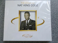NAT KING COLE - THE ESSENTIAL NAT KING COLE - CD - ALBUM - (NEW SEALED)
