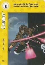 OVERPOWER Gambit Full House - Megapower Promo - Rare
