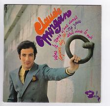 EP 45 TOURS CLAUDE MORGAN VIENS LE TEMPS D'UNE DANSE 71158 BARCLAY en 1967 BIEM