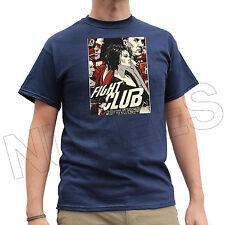 Fight Club Cult Brad Pitt Movie Funny Mens Ladies Kids T-Shirts and Vests S-XXL