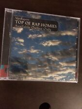 VIET RAPERS (RAPPERS) TOP OF RAP HOMIES V/A VIETNAMESE RAPPERS 10 TRACKS NEW CD