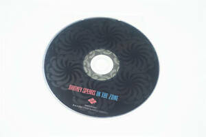 BRITNEY SPEARS IN THE ZONE CD A9387