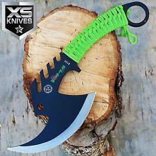 "Z-HUNTER 11"" SURVIVAL CAMPING TOMAHAWK THROWING AXE BATTLE Hatchet Hunting Knife"