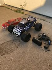 Traxxas T-Maxx Monster Truck With Upgrades