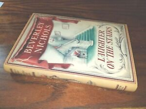 Beverley Nichols / Laughter on the Stairs  1953 REPRINT HBDJ GARDENING
