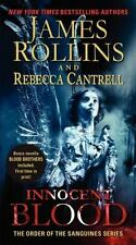Innocent Blood: The Order of the Sanguines Series - R. Cantrell, J. Rollins