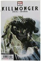 Killmonger 1 2nd Print Second Printing Variant NM- Black Panther Shuri 2019