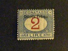 Eritrea #J9 mint hinged  c203 169
