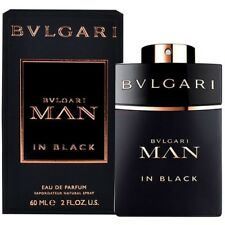 BULGARI MAN IN BLACK PROFUMO UOMO EDP 60 ML VAPO Perfume Men spray