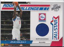 Jrue Holiday 2010-11 Panini Season Update *Jersey Relic* NBA #534/799