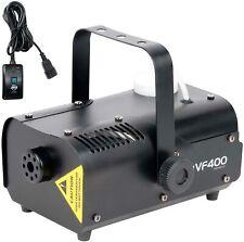 Nebelmaschine Effektmaschine mobil ADJ VF400 Bühne Elektronik PA 400 W schwarz