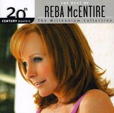 Reba McEntire - 20th Century Masters: Millennium Collection [New CD] Jewel Case