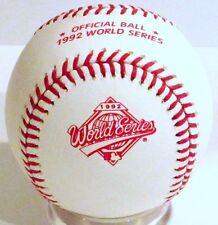 Rawlings 1992 World Series Official Game Baseball - Toronto Blue Jays