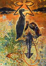 peinture  lemercier gwendal theme bretagne