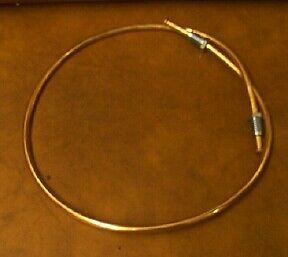 MGB/GT & 1275 Mid Clutch pipe in copper.