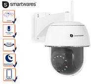 Dome Überwachungskamera IP Camera Nachtsicht, Video Außenkamera Smartphone App