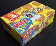 1977 Hostess Crumb Cakes ZISK,GOSSAGE,BAYLOR Baseball Panel/Display Box RARE