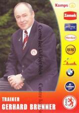 2001-02 German DEG Metro Stars Postcards #2 Gerhard Brunner