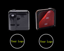 2x Wireless Auto Doors LED Projector Car Ghost Shadow Light With Customized LOGO