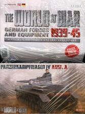 Ibg Models 1/72 Panzerkampfwagen Iv Ausf. A The World At War Series