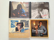 LOT CDS ALBUM - SINGLE PROMO SPECIAL YVES DUTEIL