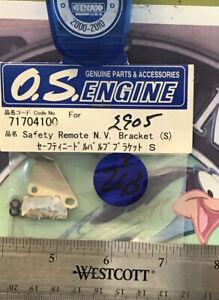 O.S.Engines 71704100 Safety Remote N. V. Bracket(S)OrignalNewOldStock🇺🇸shipped
