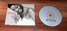 Jessica Folcker, original signed CD Cover *How will i Know* + CD