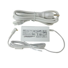 New Acer Aspire S7-191 S7-391 White Laptop Ac Adapter Charger & Power Cord 65W