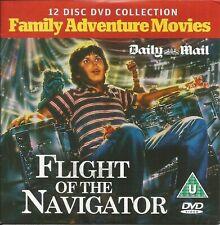 FLIGHT OF THE NAVIGATOR - FAMILY ADVENTURE - MAIL PROMO DVD