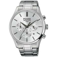 Pulsar Men's Analogue Wristwatches with Chronograph