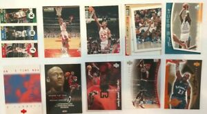 MICHAEL JORDAN 10 Different Card Lot! Great MJ cards for any collector!! #2