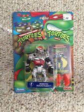 New Teenage Mutant Ninja Turtles Tortues Ninja Robotic Rocksteady European
