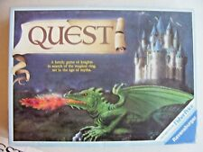 Quest Game By  Ravensburger 1984