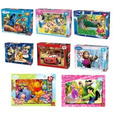 24, 30, 50, 99, 100 Piece Disney Jigsaw Puzzles Choice of 45 Childrens Designs